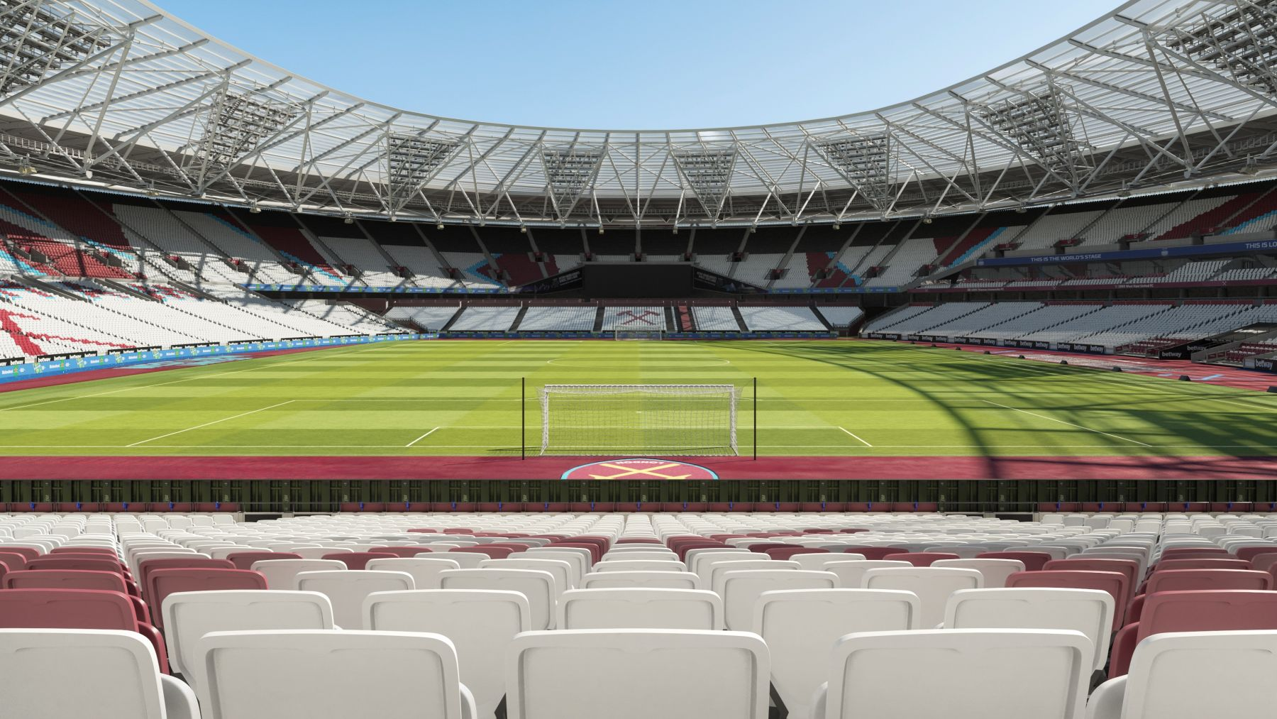 West Ham United New Stands